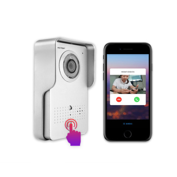 WIFI Smart doorbell camera with phone app