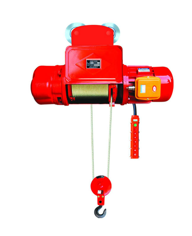 2ton CD1/MD1 wire rope electric hoist