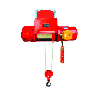 2Tx6M CD1/MD1  electric wire rope hoist
