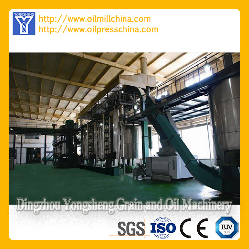 Peanut Oil Pressing Production Line
