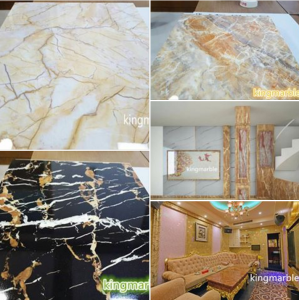 Best quality Low price for Pvc Shower Wall Marble Panel Hot sale 4x8 pvc board price board pvc marble sheet export to Israel Supplier
