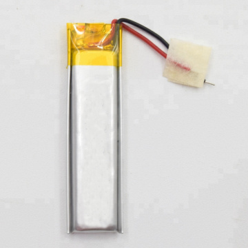 Wholesale lipo battery 3.7v 550mah 701554