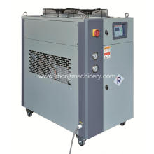 chilling machine for cooling mold