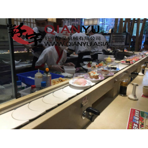 Sushi Conveyor Belt  with Stainless Steel