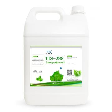 Silicone Adjuvant Spreading Agent for Agrochemicals TIS-388