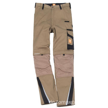 Günstige Khaki Simple Classic Pants