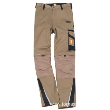 Cheap Khaki Simple Classic Pants