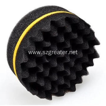 Hair Twist sponge to curl natural hair