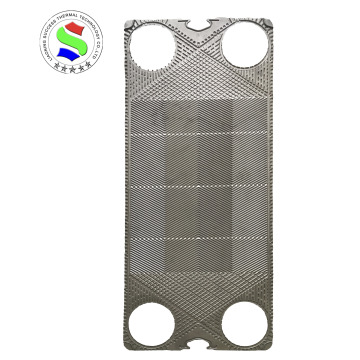 Success heat exchanger 0.6mm ss304 plate replace J107