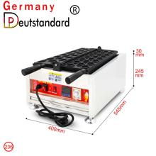 Digitaler Waffeleisen in Walnussform