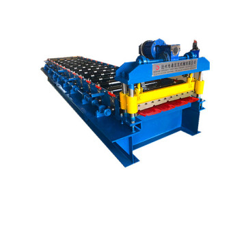 galvanized roofing sheet rolling forming machine