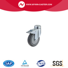 5' medical trolley caster wheels
