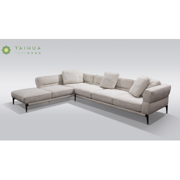 Lvingroom Fabric Combination Sofa With One Extension