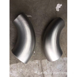Reducing elbow stainless steel