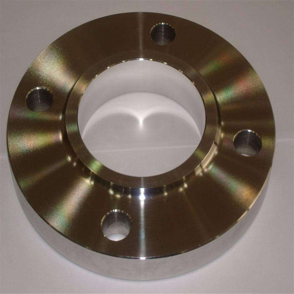Stainless Steel Round Base Precision Casting Flange