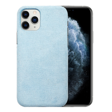 Alcantara Leather Phone Case for Iphone 11 Pro