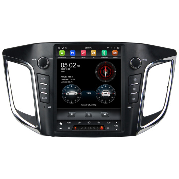 Tesla Style Android 9 ix25 мултимедияи Car radio