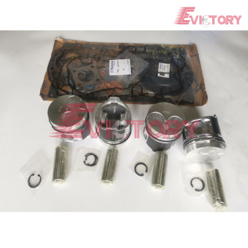 PERKINS 404C-22 404C piston cylinder liner sleeve kit