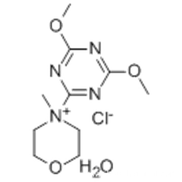 4-(4,6-Dimethoxy-1,3,5-triazin-2-yl)-4-methyl morpholinium chloride CAS 3945-69-5
