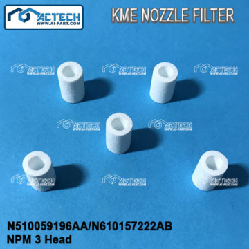 Nozzle filter for 3 Head Panasonic NPM machine