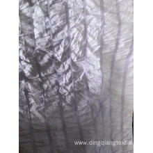 100% Polyester Bed Sheet Seersucker Fabric