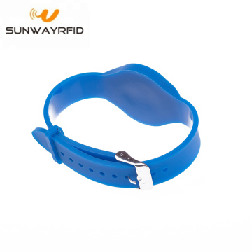 Waterproof PVC Ultrglight C rfid wristbands for events