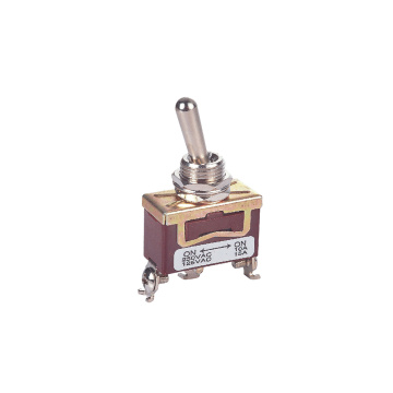 Heavy Duty 2-3 Position Toggle Switches