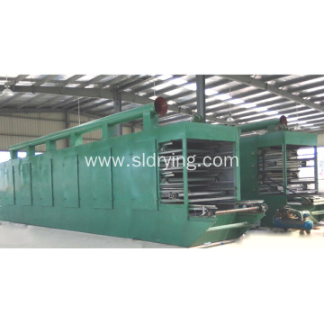 Gastrodia Mesh Belt Drying Machine
