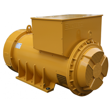 Low Voltage 50kw Brushless Marine Generator