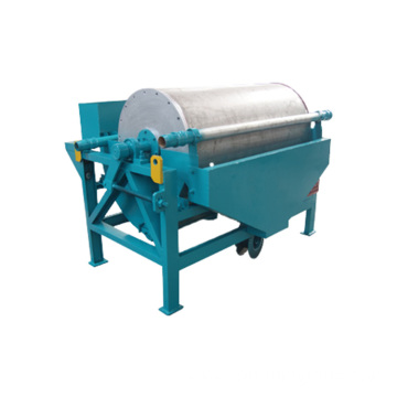 High efficient dry magnetic separation machine technology