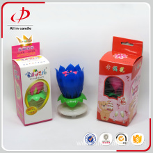 China Factory for Mini Birthday Candle With Gift Box Happy Birthday birthday candles sparkling export to Svalbard and Jan Mayen Islands Importers