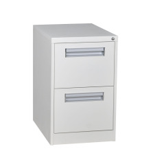 Supplier for A4 Filing Cabinet Middle Plastic Handle 2 Drawer Filing Cabinet supply to Singapore Suppliers
