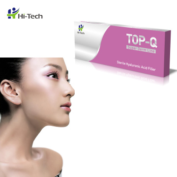 TOP-Q Derm Line cross linked hyaluronic acid injection lips dermal filler 2ml