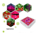 3 years Warranty ABS PC 300W Panel LED Grow Light