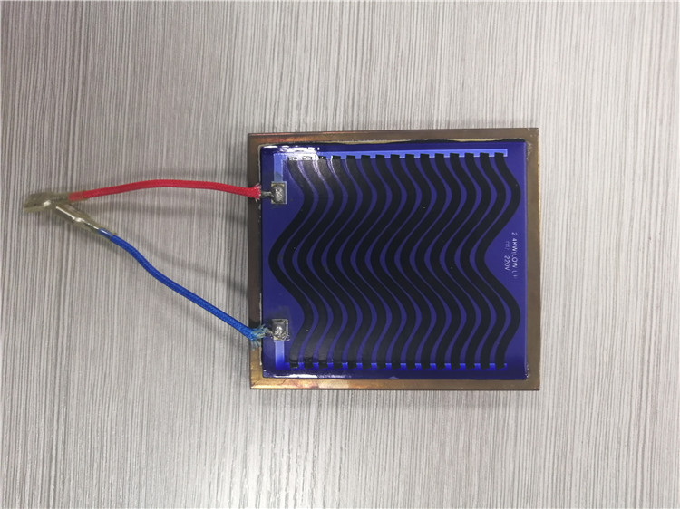 thick film heating board