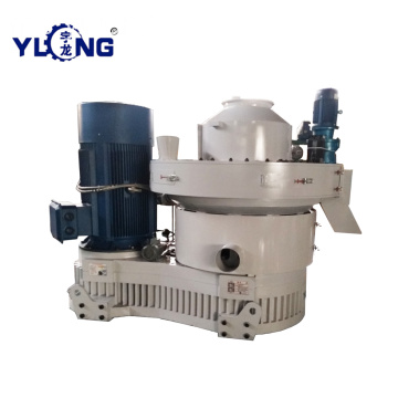 Yulong Pine Wood Pellet Machine
