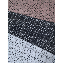 Factory Price for Rayon Voile Printing Fabric Dots Design Rayon Voile 60S Printing Woven Fabric supply to United Kingdom Wholesale