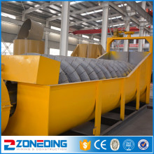 Best Price for Factory Supply Sand Washing Machine,Spiral Sand Washing Machine,Stone Sand Washing Plant,Sand Washing Plant of High Quality Hot Sale Reliable Performance Spiral Sand Washer export to Bangladesh Factory