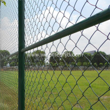 Sports Fence-High Quality PVC Coated Chain Link Fence