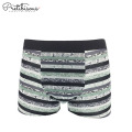 Man seamless underwear printed mens boxer shorts