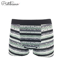 Good Quality for Guys Underwear Man seamless underwear printed mens boxer shorts supply to Spain Wholesale