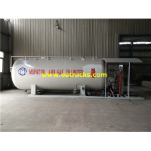 10tons Mobile Skid Cooking Gas Stations