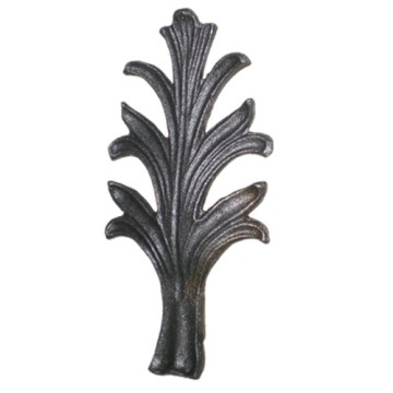 Hot sale for Wrought Iron Components Ornamental Cast Steel Design export to Mauritius Factory