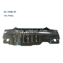 Customized for HYUNDAI Tail Panel Steel Body Autoparts HYUNDAI 2011 ACCENT TAIL PANEL export to Liechtenstein Exporter
