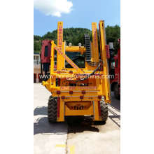 High Quality Industrial Factory for Highway Guardrail Maintain Machine Safety Road Hydraulic Puller Pile Driver export to Seychelles Exporter