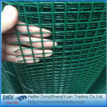 Professional High Quality for Welded Wire Mesh Panel 2016 Galvanized Welded Wire  Iron Mesh export to Cook Islands Importers
