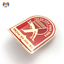 Factory Promotional for Enamel Pin Badge Funny cheap custom soft enamel pins badge export to Mali Wholesale