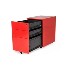 Best Quality for Metal Storage Cabinet New fashionable office steel file cabinet supply to Antarctica Wholesale
