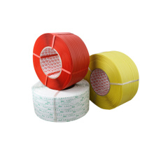 High Quality for China Pp Strapping, High Tensile Virgin Pp Strapping, Woven Pp Strap, High Quality Pp Strap Manufacturer and Supplier Hand grade using plastic polypropylene strapping export to Guadeloupe Importers