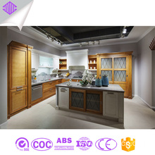 Particle board Carcase Modular Kitchen Cabinets